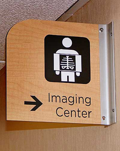 Interior Signage (Architectural Signs, ADA, etc)