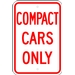 COMPACT CARS ONLY